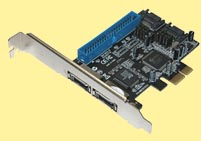 ID Controller PCI Card