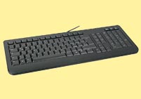 Dell Slim & Sleek USB Keyboard Black