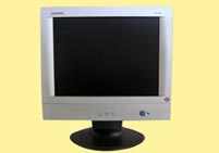 "15"" LCDs Mix Black Silver"