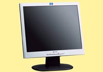 "17"" LCDs Mix Black Silver"