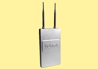 D-Link Wireless Router 802.11g Outdoor AP/Bridge